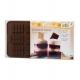 set stampi cioccolato tavolette