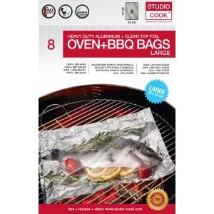 Sacchetti Cartoccio per Barbecue e Forno Studio Cook