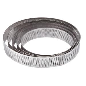 anello microforato altezza 35 cm pavoni