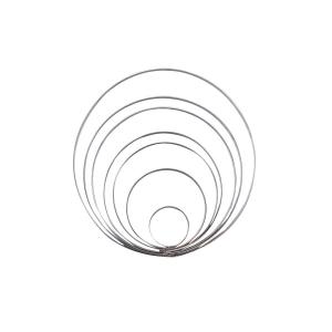 Anello Inox Altezza 1 cm
