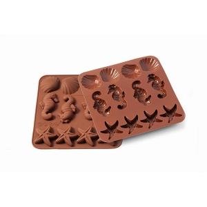 Stampo Choco Sea Life