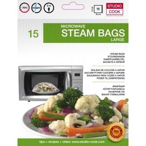 Sacchetti Quick a Steam Bag Large