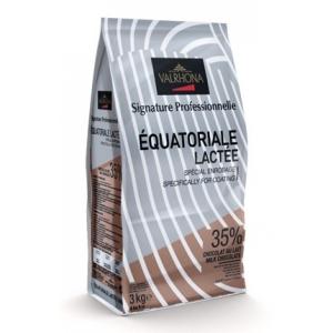 cioccolato valrhona equatoriale latte 35