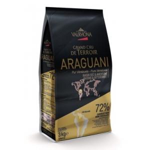 Cioccolato Valrhona Araguani 72%