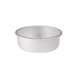 Tortiera Conica Alluminio Con Orlo H 8