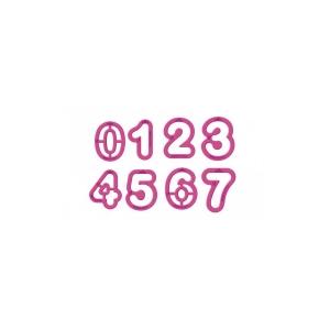 Set Tagliapasta Numeri