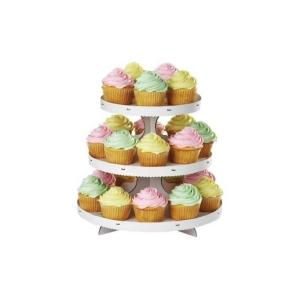 Alzata in Carta per Cupcakes e Dolcetti