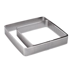 Quadrato Microforato Arrotondato Altezza 3,5 cm