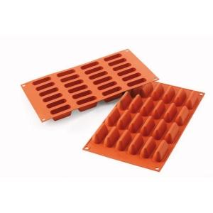 stampo silicone cioccolatini gianduiotti