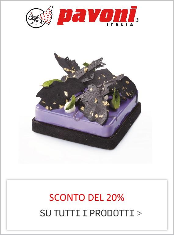 Promo Pavoni -20%