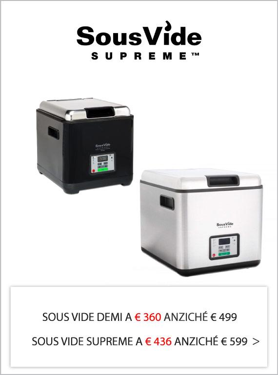 Promo SousVide Supreme